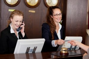 lodging and credit card merchant services