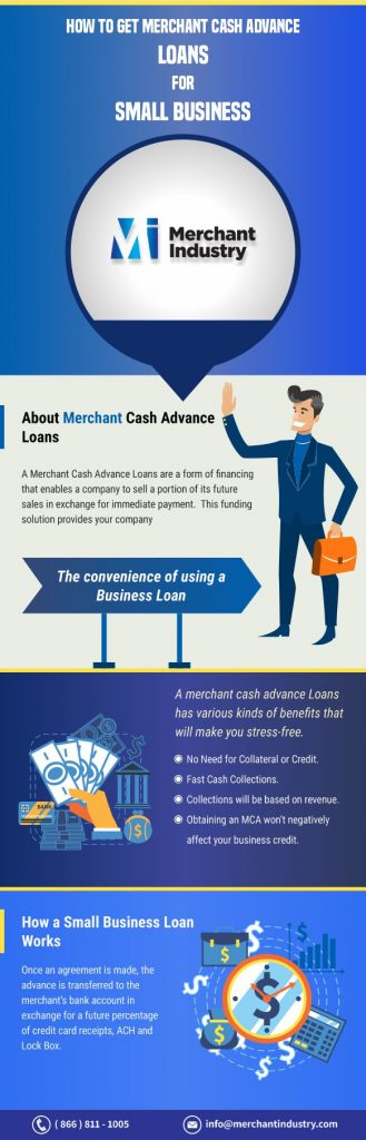 Merchant Cash Advance Loans for Small Business in New York